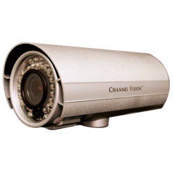 Channel Vision 2 Megapixel Outdoor Bullet IP Camera