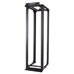 Legrand - Ortronics Mighty Mo 10 Series 7' Black Server Rack