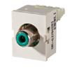 TracJack Module Green Phono/RCA to 110