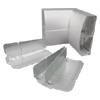 ALDS4000 Designer Series Aluminum Raceway External Elbow Fitting