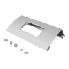 ALDS4000 Single Channel Decorator Device Plate Fitting (Package of 10)