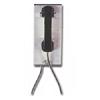 Vandal Resistant Phone with Single Number Dialer