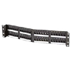 48 Port TechChoice Angled Patch Panel, Category 5e