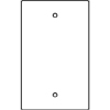 RFB9 and RFB11 Series Blank Device Plate