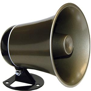 8-Ohm Weatherproof Horn