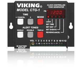 Clock Controlled Tone Generator