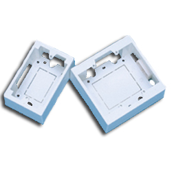 Legrand - Ortronics Dual Gang Surface Mount Box