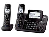 DECT 6.0 Link2Cell 2-Line Phone with 2 Handsets