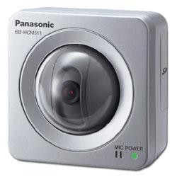 Panasonic i-PRO PoE (Power over Ethernet) MPEG-4 Fixed Color Network Camera