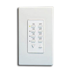 Leviton Four Address Dimming Wall Switch Controller