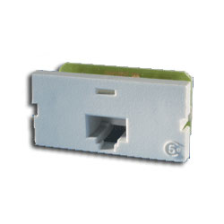 Legrand - Ortronics One Port Series II Category 5e T568A/B 180° Module