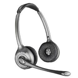 Plantronics WO350 Savi Office Over-the-Head Binaural Wireless Headset System