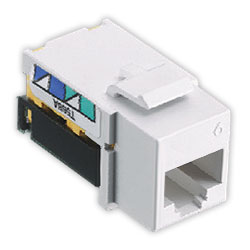 Hubbell NetSELECT CAT5e Jack (Pack of 25)