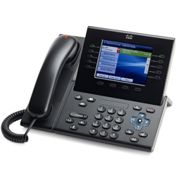 Unified IP Phone 8961, Charcoal Gray