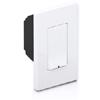 Renoir II Remote Switch, Thin Heat Sink, White