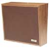 One-Way Woodgrain Wall Speaker (Cloth)