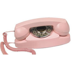 Golden Eagle Princess Phone Pink