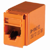 Clarity SNAP Inline Coupler Panel Jack