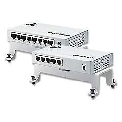Leviton 10/100Mbps 8-Port Ethernet Switch