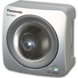 Panasonic Network Camera with 2-Way Audio