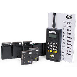 Long Range Systems Server Paging System Kit