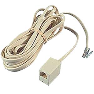 Single Modular Extension Cord