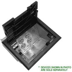 Legrand   Wiremold AF1 Series Raised Floor Box