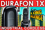 EnGenius DuraFon1X Long Range Cordless Phone System