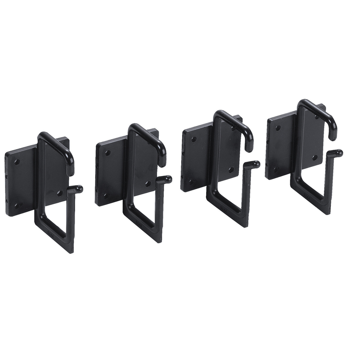 Plastic Cable Management Rings (Package of 4)