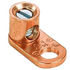 One Hole Straight Tongue Barrel Post Lug (Package of 100)