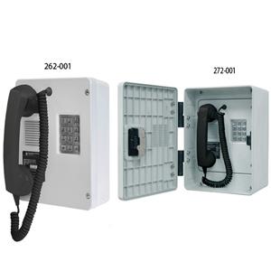 Intrinsically-Safe (I.S.) Telephone Only