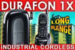 EnGenius DuraFon1X Long Range Cordless Phone System