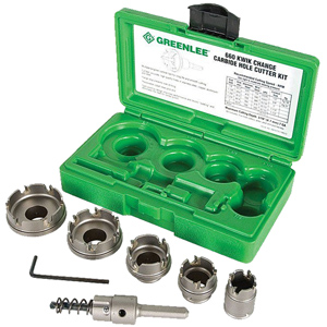 Stainless Steel Cutting Kit