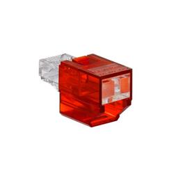 Leviton Secure RJ Port Blocker (Package of 12)