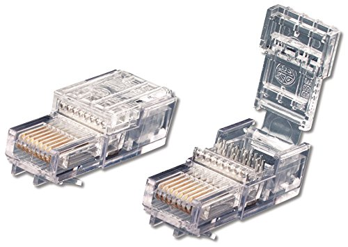 BR Series Snap On Modular Plugs