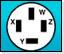 NEMA 18-60 Plugs / Outlets
