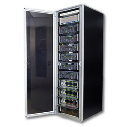 Chatsworth Products M-Series MegaFrame Cabinet System - Server ...