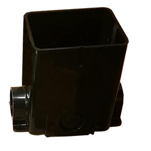 Legrand - Wiremold 880MP Series Nonmetallic Rectangular Floor Box