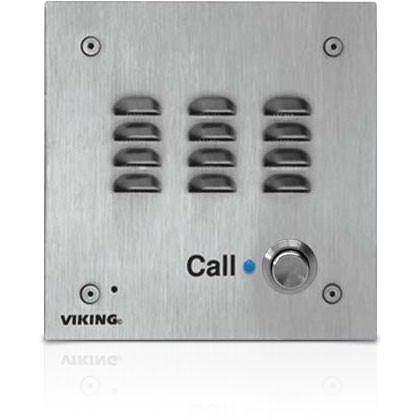 Mic / Speaker / Button Panel for IP Cameras