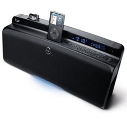 jWIN Electronics Hi-fi Audio System for iPod with BluePin