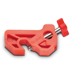 No-Tool Miniature Circuit Breaker Lockout