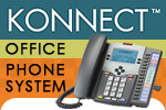 Aksys Networks Konnect IP Office Phone