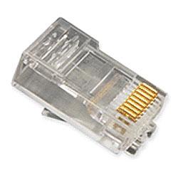 ICC 8 Position / 8 Conductor Modular Plug