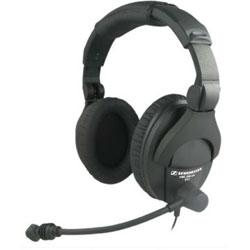 Sennheiser Over-the-Ear Closed Noise Isolating Headset