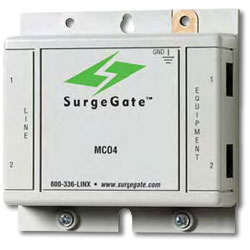 ITW Linx SurgeGate Analog Station Set and  Central Office Line Protector