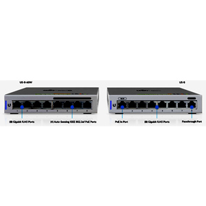 UniFi 8-Port Managed Gigabit Switch