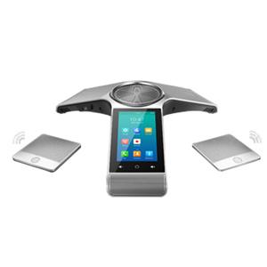 Optima HD IP Conference Phone and Wireless Mic Bundle