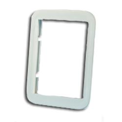 Legrand - Ortronics Series II Furniture Plate Herman Miller, Beltline, 3U