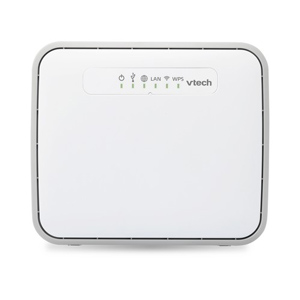 VTech 4 Port N300 Wi-Fi Router