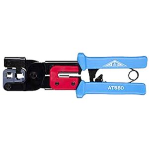 Allen Tel Crimping Tool for RJ11 and RJ45